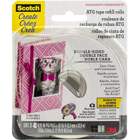 Набор клейкой ленты Advanced Tape Glider Acid-Free Refills от Scotch ™ и 3M