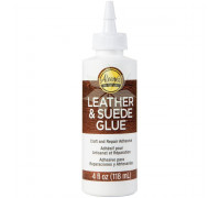 Клей Tacky Glue LEATHER GLUE (118 мл) от Allene`s