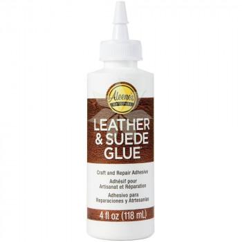 Клей Tacky Glue LEATHER GLUE (118 мл) от Aleene`s