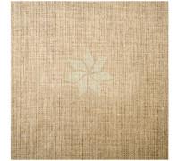 Лист 30х30 натуральной мешковины от American Crafts
