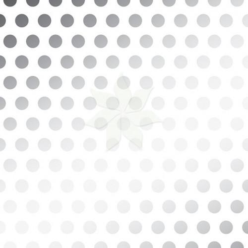 Калька SILVER FOIL DOTS с серебряным фольгированием от American Crafts