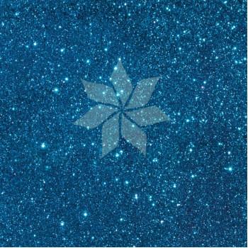 Кардсток односторонний глиттерный цвета MARINE от American Crafts