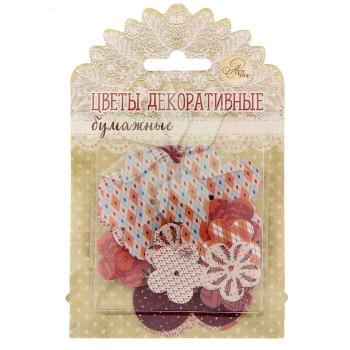 """Набор декоративных цветов """"Я люблю осень"""" (АртУзор)"""