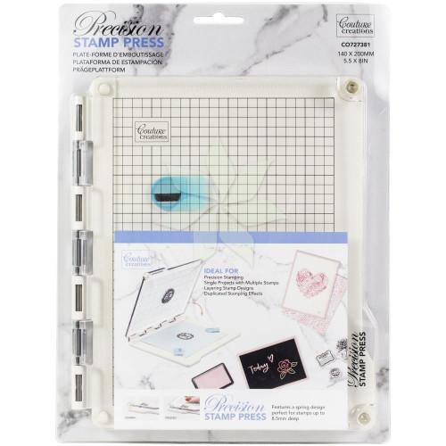 "Доска для штампинга 5.5х8"" от Couture Creations"