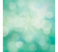 Калька бирюзового цвета (Aqua) из коллекции «FLEA MARKET» от Creat Paper