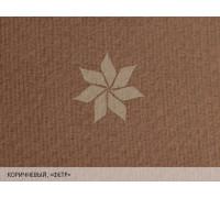 "Дизайнерская бумага 25х35 Коричневый с тиснением ""фетр"" MURILLO от FABRIANO"