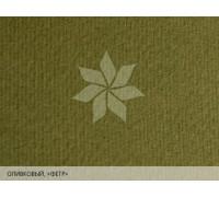 "Дизайнерская бумага 25х35 Оливковый с тиснением ""фетр"" MURILLO от FABRIANO"