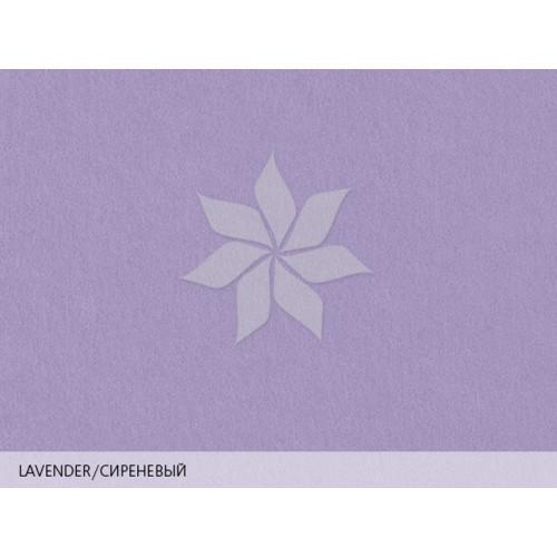 Дизайнерская бумага 30х30 (270 г/м2) Сиреневый без тиснения COLORPLAN от GF SMITH