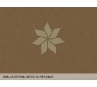 Дизайнерская бумага 30х30 (270 г/м2) Светло-коричневый без тиснения COLORPLAN от GF SMITH
