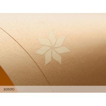 Калька 30х30 цвета Золото (100 г/м2) ZANDERS SPECTRAL METALLIC от Reflex