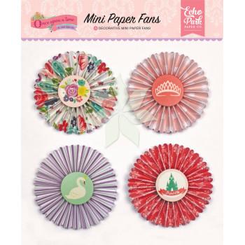 Набор розеточек из коллекции «Once Upon A Time Princess» от Echo Park