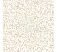 Ацетатный лист «Золотые скрепки» с элементами золотого фольгирования от Pink Paislee
