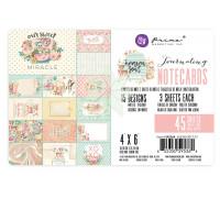 Набор карточек 4х6 из коллекции «Heaven Sent 2» от PRIMA Marketing