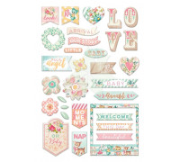 Набор стикеров из коллекции «Heaven Sent 2» от PRIMA Marketing