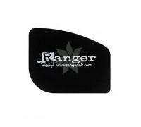 Шпатель-скребок пластиковый черный от Ranger