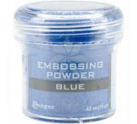 Пудра для эмбоссинга BLUE от Ranger