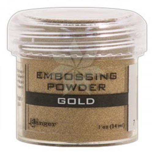 Пудра для эмбоссинга GOLD от Ranger