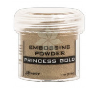 Пудра для эмбоссинга PRINCESS GOLD от Ranger