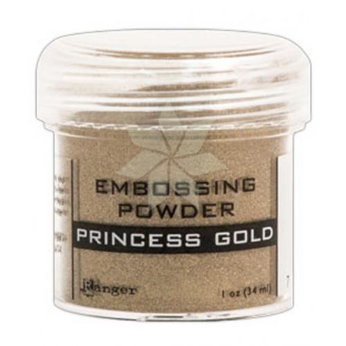 Пудра для эмбоссинга PRINCESS GOLD от Ranger