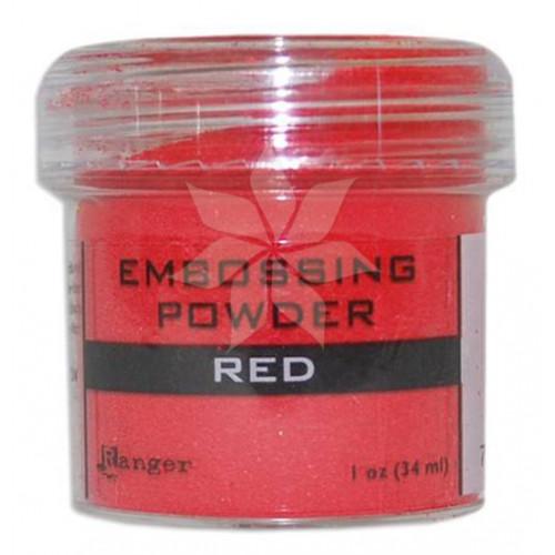Пудра для эмбоссинга RED от Ranger