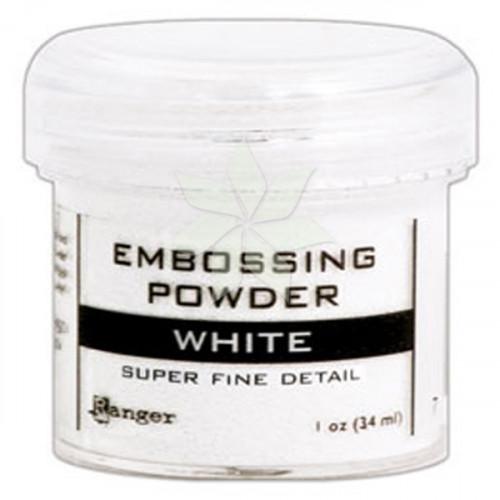 Пудра для эмбоссинга WHITE (S/F) от Ranger