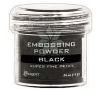 Пудра для эмбоссинга BLACK (S/F) от Ranger
