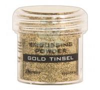 Пудра для эмбоссинга GOLD (TINSEL) от Ranger