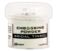 Пудра для эмбоссинга BRIDAL (TINSEL) от Ranger