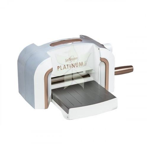 """Машинка для вырубки и тиснения Spellbinders Platinum 6"""""""