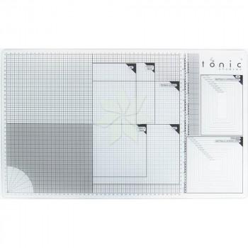 Стеклянный мат A3 Серый от Tonic Studios