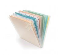 Органайзер для хранения бумаги 30х30 Expandable Paper Storage от WRMK