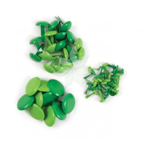 Брадсы Зеленые (Green) от WRMK (54 шт.)