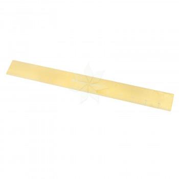 Магнитная золотая линейка FOIL QUILL от WRMK
