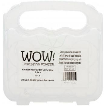 Органайзер пластиковый для пудр для эмбоссинга от WOW!