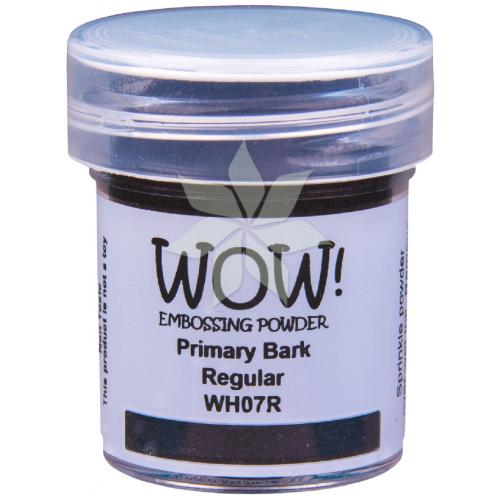 Пудра для эмбоссинга Primary Bark (R/T) от WOW!