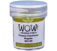 Пудра для эмбоссинга Primary Chartreuse (R/T) от WOW!