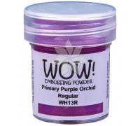 Пудра для эмбоссинга Primary Purple Orchid (Фиолетовая орхидея) (R/T) от WOW!