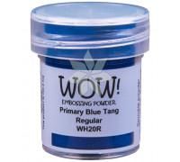 Пудра для эмбоссинга Primary Blue Tang (R/T) от WOW!