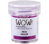 Пудра для эмбоссинга Primary Wink (R/T) от WOW!