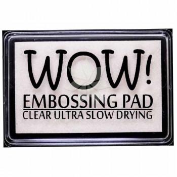 Подушечка для эмбоссинга Cleare SLOW DRYING от WOW!